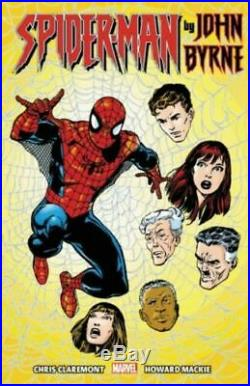 SPIDER MAN BY JOHN BYRNE OMNIBUS, Byrne, John #9846