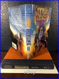 STAR WARS Book Lot HEIR TO EMPIRE 1st/1st Zahn JEDI ACADEMY TRILOGY First HC 1 2