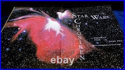 STAR WARS CHRONIKEN Episoden IV-VI Buch & Schuber 1. Auflage Limitiert Nr 3657