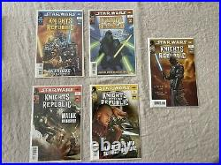 STAR WARS Knights Of The Old Republic Comic Book Lot 0-50 Complete Run