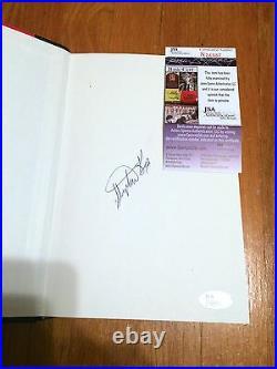 STEPHEN KING SIGNED 11/22/63 BOOK PRESIDENT JFK assassination Kennedy JSA COA