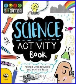 Science Activity Book (STEM series) (STEM Starters for Kids) by Sam Hutchinson