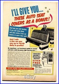 Shock SuspenseStories #15 comic book 1954-EC violent Jack Kamen cover