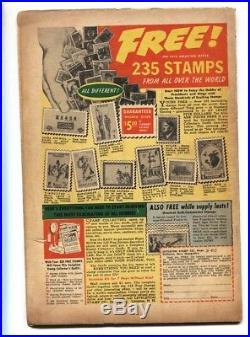 Shock SuspenseStories #9 comic book 1953-EC Eaten by vultures