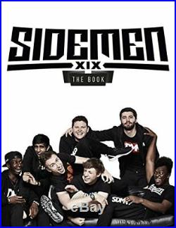 Sidemen The Book by Sidemen, The Book The Cheap Fast Free Post