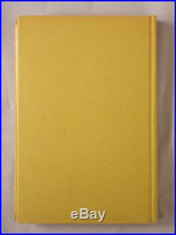 Signed 1st Ed DRAGONFLIGHT Anne McCaffrey HC/DJ 1969 WALKER PERN BOOK