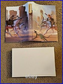Signed Star Wars High Republic Light of the Jedi Charles Soule+Signed Book Plate