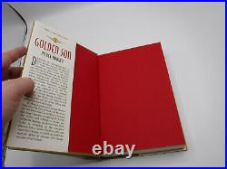 Signed Subterrean Press 1st Golden Son by Pierce Brown Red Rising Book 2