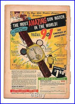 Space Detective #1 1951 WOOD COVER/ART! DRUG (OPIUM) BOOK! Avon Sci-Fi! Fr/G 1.5