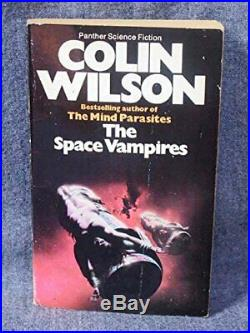 Space Vampires (Panther science fiction) by Wilson, Colin Paperback Book The