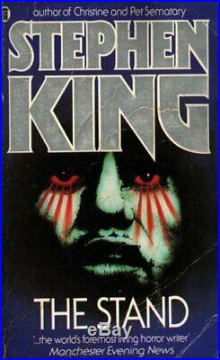 Stand by King, Stephen Paperback Book The Cheap Fast Free Post