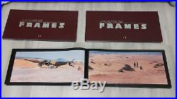 StarWars FRAMES Hardcover (No wooden box, 6 Frames books only)