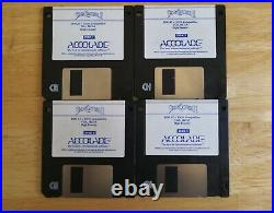 Star Control II 2 PC DOS All Contents but Manual EXTRAS Large Starmap Hint Book