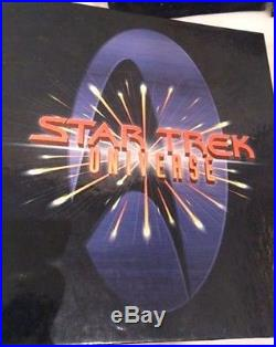 Star Trek Universe. 2 Book Set Official 340+ pages collectible as single pages