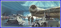 Star Wars Art Ralph Mcquarrie Coffee Table Book Set