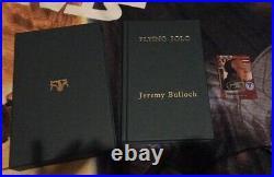 Star Wars Boba Fett Jeremy Bulloch Flying Solo A Bounty Hunter Tale Book RARE