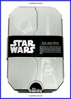 Star Wars Book Jedi Path Vault Edition Manual Students Force Hard Cover 160 Page