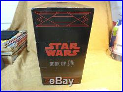Star Wars Book Of Sith Secrets From The Dark Side Vault Edition Hardcopy Rare