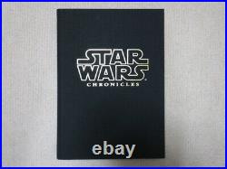 Star Wars Chronicles Episode IV, V AND VI Hardcover Book