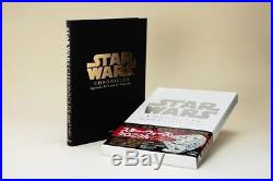 Star Wars Chronicles Episode IV, V AND VI Vehicles Hardcover Book