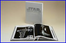 Star Wars Chronicles Episode IV, V and VI Vehicles Hardcover COLLECTORS Book