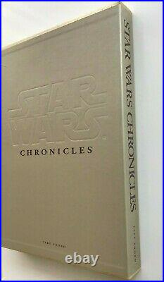 Star Wars Chronicles Hardcover Book Illustration / 1996 / Japanese / No. 9731