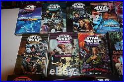 Star Wars Complete Njo New Jedi Order Hb Set Rare Find Bonus Dark Nest 18 Books