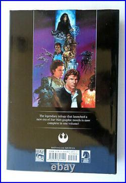 Star Wars Dark Empire Trilogy by Tom Veitch (2010, Hardcover) Dark Horse Books
