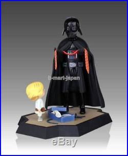 Star Wars Gentle Giant Deluxe Maquette Darth Vader Little Luke Figure withBook F/S