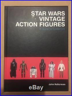 Star Wars John Kellerman Guide Book In Shipping Box