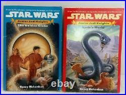 Star Wars Junior Jedi Knights Book Set 1-6 by Nancy Richardson