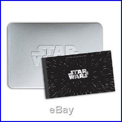 Star Wars Prestige Stamp Book. Brand New. Untouched And Unopened
