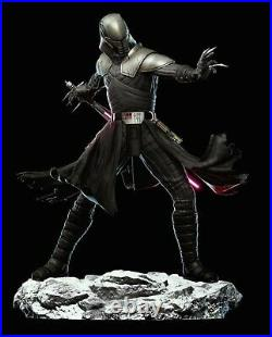 Star Wars STAR LORD KILLER 1/4 Custom statue Mandalorian Sold out+ Sideshow Book