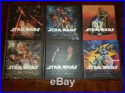 Star Wars Saga RPG 14 Book Lot (All but core), SWRPG, WoTC, Wizards of the Coast