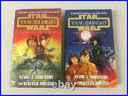 Star Wars Saga Young Jedi Knight Series 1-14 Complete 14 Book Used PB Lot