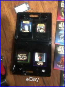 Star Wars Set of Mission Books with Case and everything nessecary
