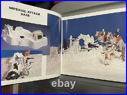 Star Wars The Man Who Shot Luke Skywalker Kim Simmons Signed Kenner Book 80-82