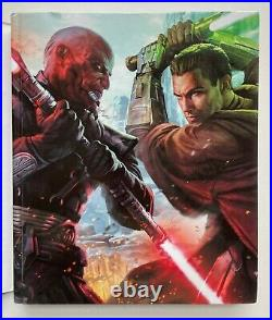 Star Wars The Old Republic Encyclopedia DK Books Hardcover DJ OOP