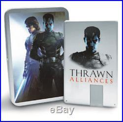 Star Wars Thrawn Alliances Variant Signed Hardcover Book & Audiobook 2018 SDCC