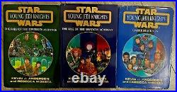 (Star Wars) Young Jedi Knights Full Set SFBC HB ed VERY RARE