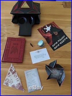 Star wars book of sith dark vault edition
