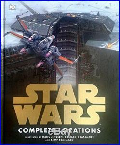 Star wars complete locations updated dition Book The Cheap Fast Free Post