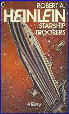 Starship Troopers Book The Cheap Fast Free Post