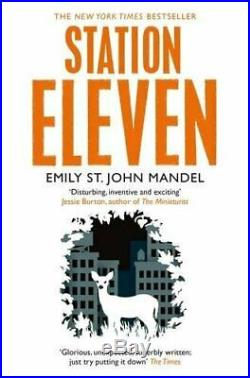 Station Eleven by Mandel, Emily St. John Book The Cheap Fast Free Post