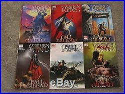 Stephen King The Dark Tower 16 Mini-Series & 10 Promo & 1 Shots 91 Books! NM/NM+