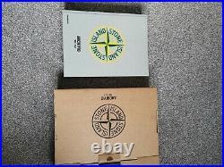 Stone Island Archivio Book Fantastic Condition Read Once
