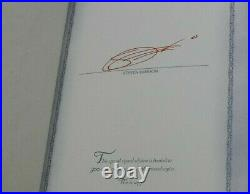 Subterranean Press 1st Malazan Book of the Fallen Deadhouse Gates Steven Erikson