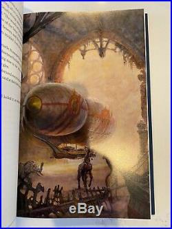 Subterranean Press Books Of Babel 1 & 2 Limited. Josiah Bancroft, Senlin Ascends