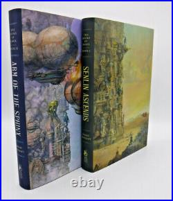 Subterranean Press Signed Limited Books of Babel Senlin Ascends Josiah Bancroft