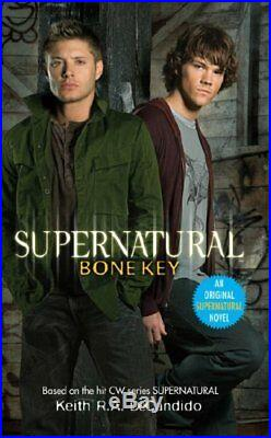 Supernatural Bone Key by Keith R. A. DeCandido Paperback Book The Cheap Fast